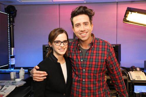 BBC Radio1 Breakfast (26.09.2012)