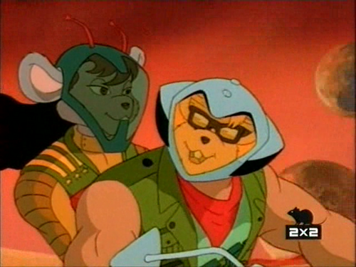 Biker Mice From Mars 2006 - Pics about space