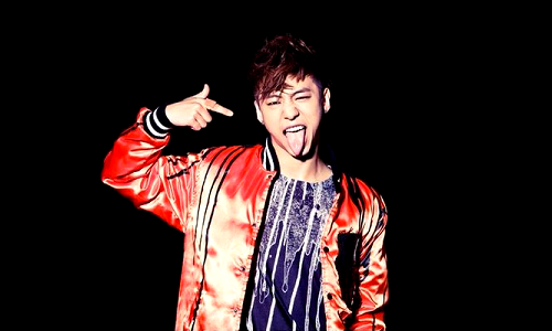Bang Yong Guk wallpaper probably containing a concert, a nightwear, and long trousers called Bang Yong Guk