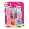 Barbie in the Pink Shoes - Ballet Studio playset