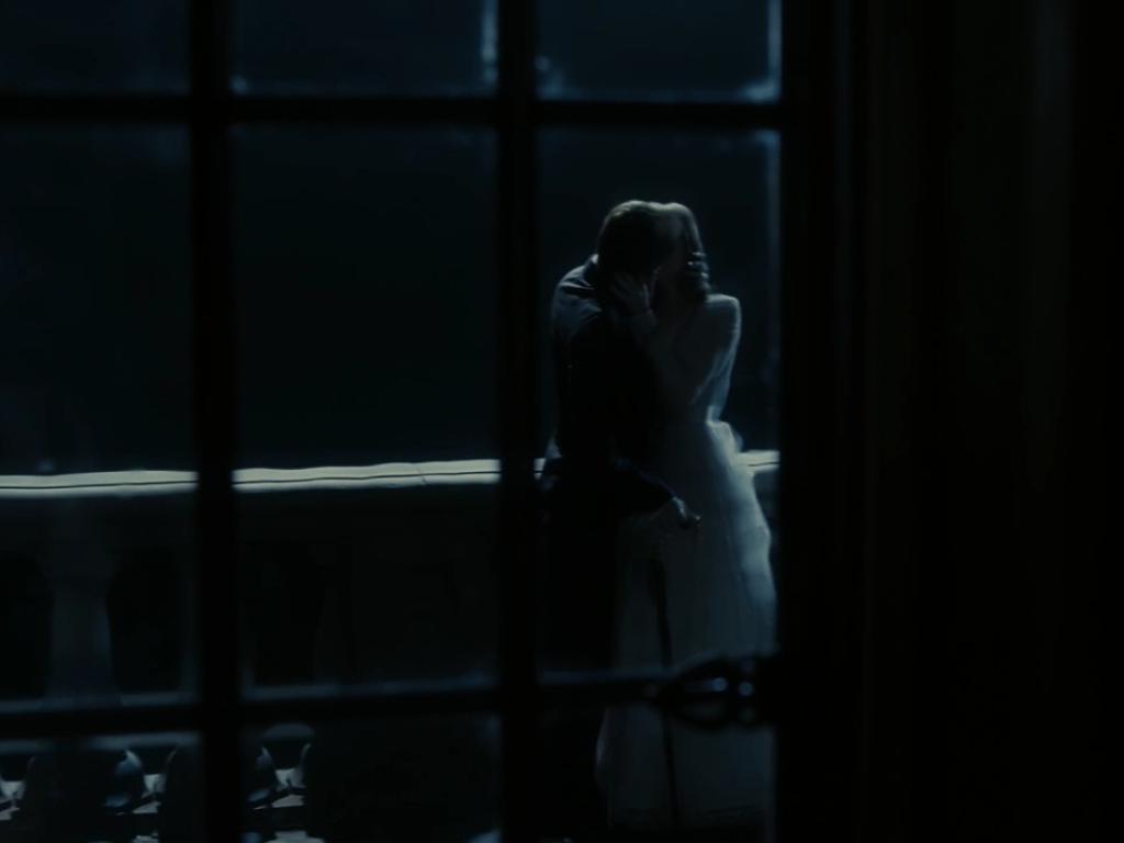 Michelle Carter In Jail >> Barnabas and Victoria - Tim Burton's Dark Shadows Photo