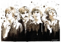 Beatles Watercolour - the-beatles photo