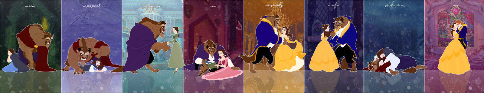 Beauty and the Beast - Ever