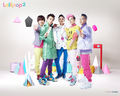Big bang - kpop wallpaper