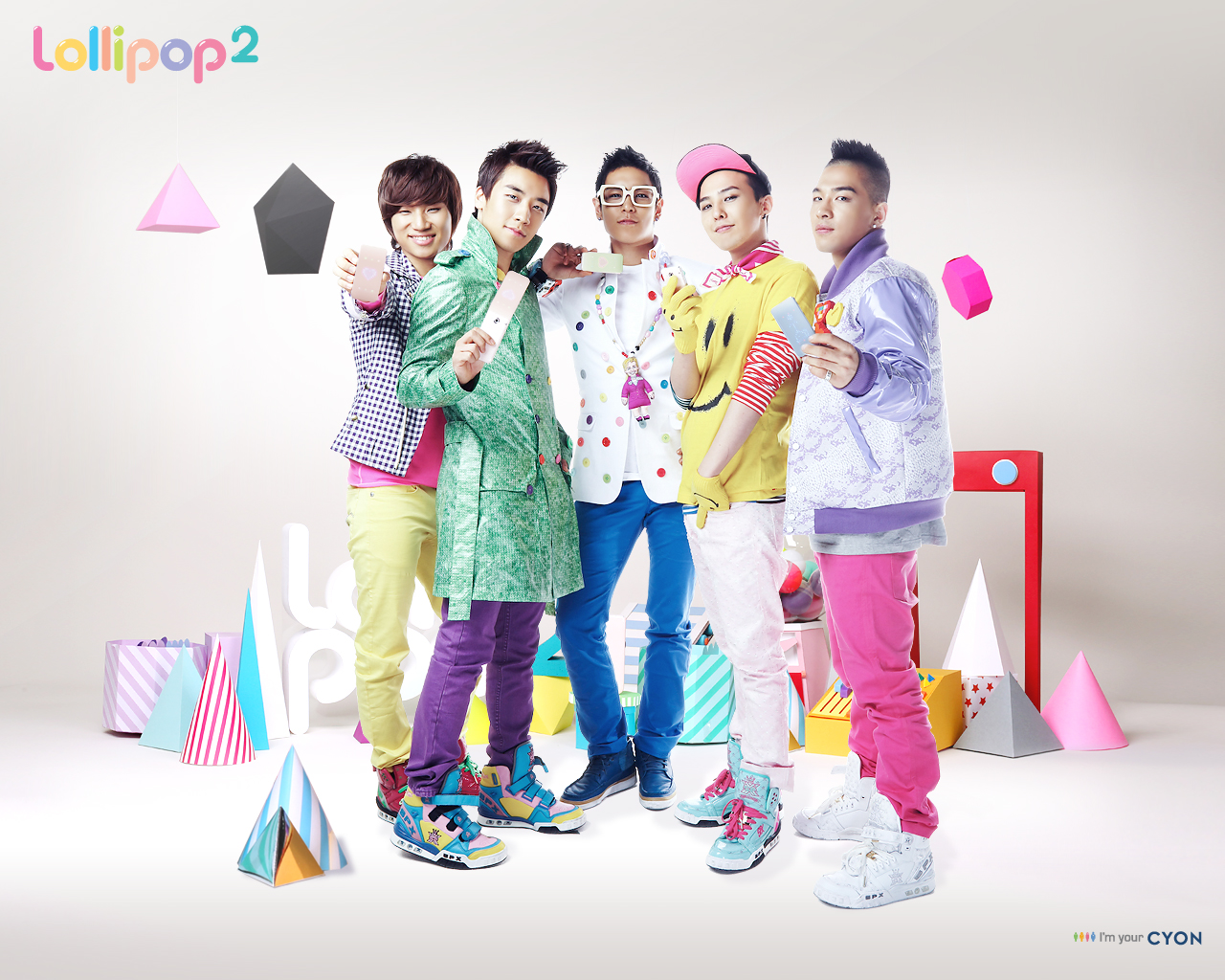 Big bang  Kpop Wallpaper 32297327  Fanpop