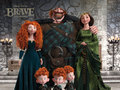 Brave Family - brave wallpaper