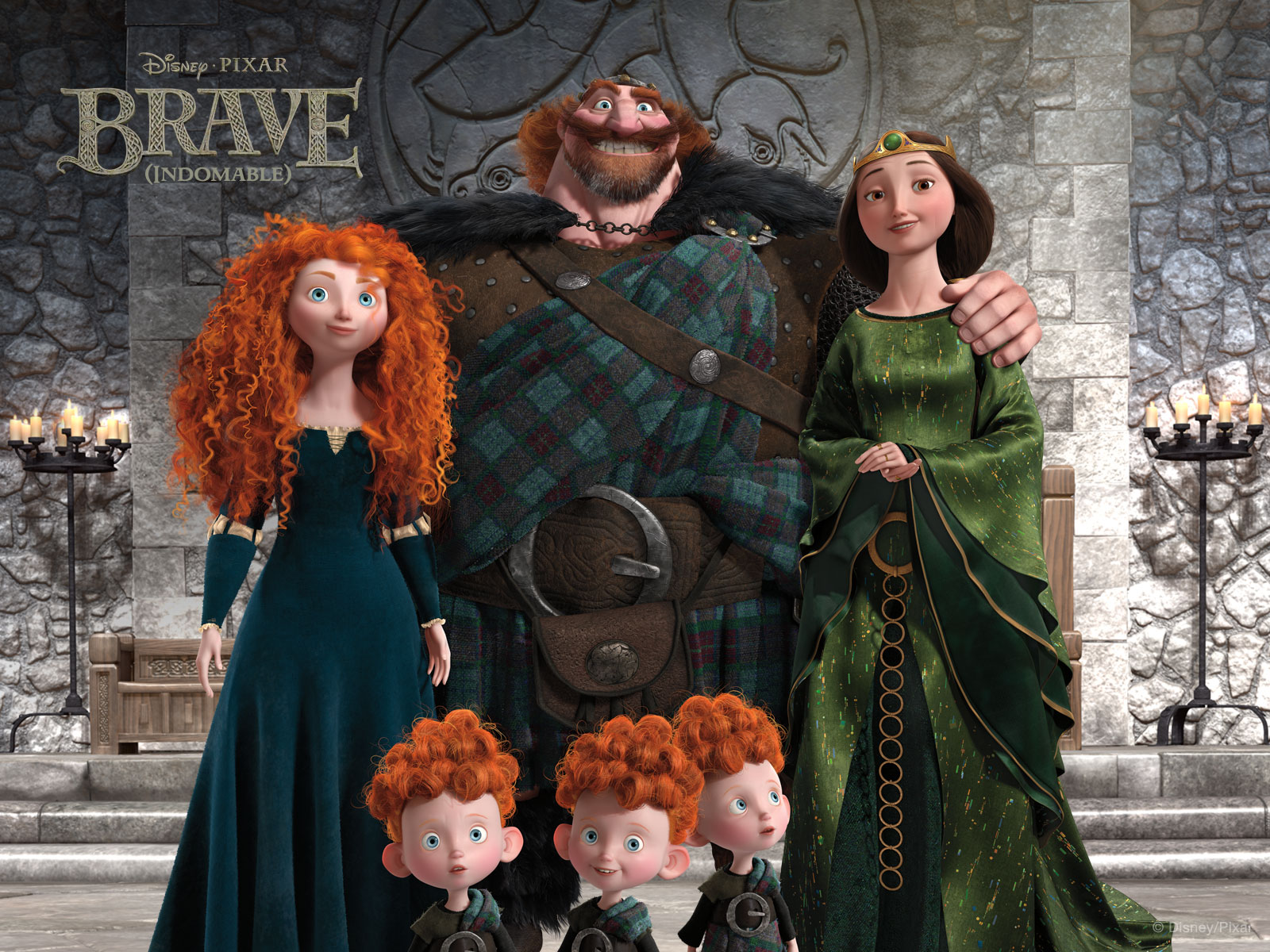 Ribelle - The Brave Family