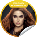 Breaking Dawn Part 2 stickers. - twilight-series photo