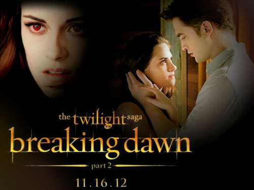 Breaking Dawn part 2 Обои made by me