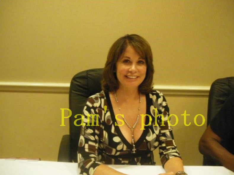 Brianne Leary at the CHiPs 35th Anniversary
