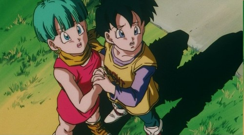 Bulma & Videl (DBZ Movie 12)