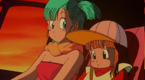 Bulma with Penny / Panji (DB Movie 1)
