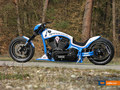 CUSTOM MOTORCYCLE - motorcycles photo