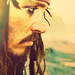 Captain Jack Sparrow - pirates-of-the-caribbean icon