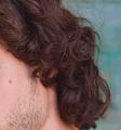 Cesare's hair