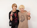 Chaejin & Ko-Ki - vivid-fan-club photo