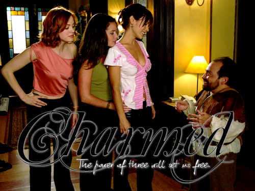 Charmed wallpaper possibly with a bridesmaid called Charmed