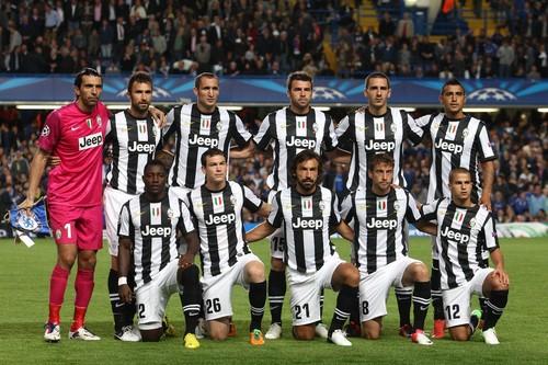 Chelsea-Juventus 2-2