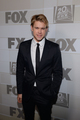 Chord at the Fox Emmy party, September 22nd 2012 - chord-overstreet photo