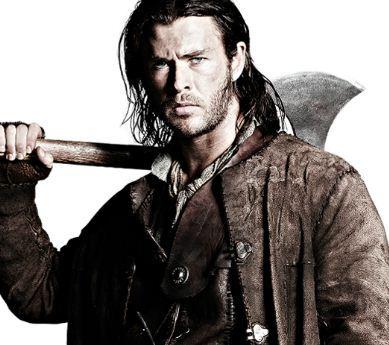 Chris Hemsworth/Snow White and The Huntsman