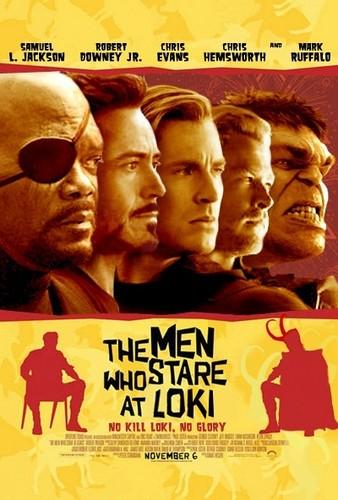Chris Hemsworth/ The Avengers