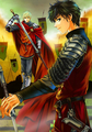 Chronicles Of Narnia Anime (Edmund and Peter Pevensie)