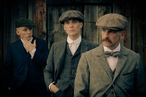 Cillian in Peaky Blinders