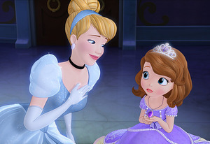 Cinderella and Sofia