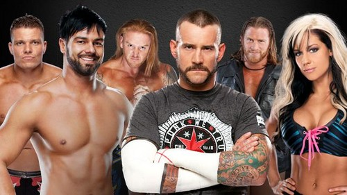 Classic factions reborn: The Flock - wwe Photo