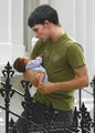 Colin and Baby - merlin-on-bbc photo