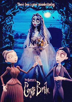 Corpse Bride larawan :)