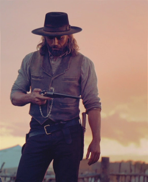 Cullen Bohannon Hell On Wheels