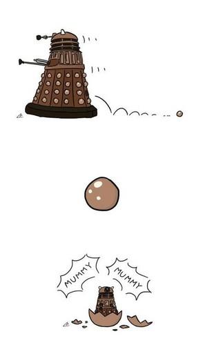 Dalek Funnies!