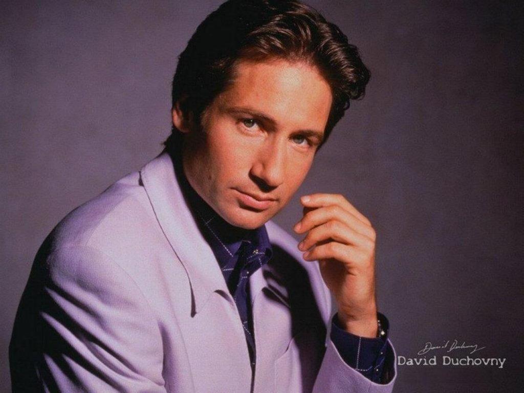 David Duchovny - David...