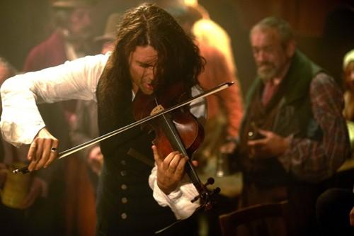 David as Paganini