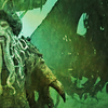 Pirates of the Caribbean photo probably containing a triceratops called Davy Jones