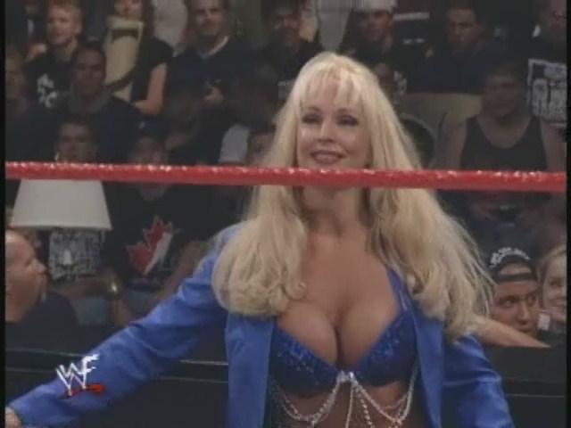 Debra - Summerslam 99