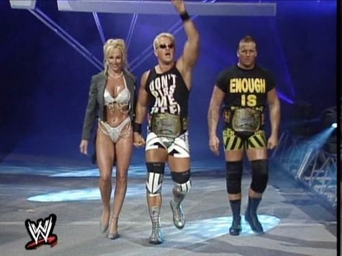 Debra -Wrestlemania XV