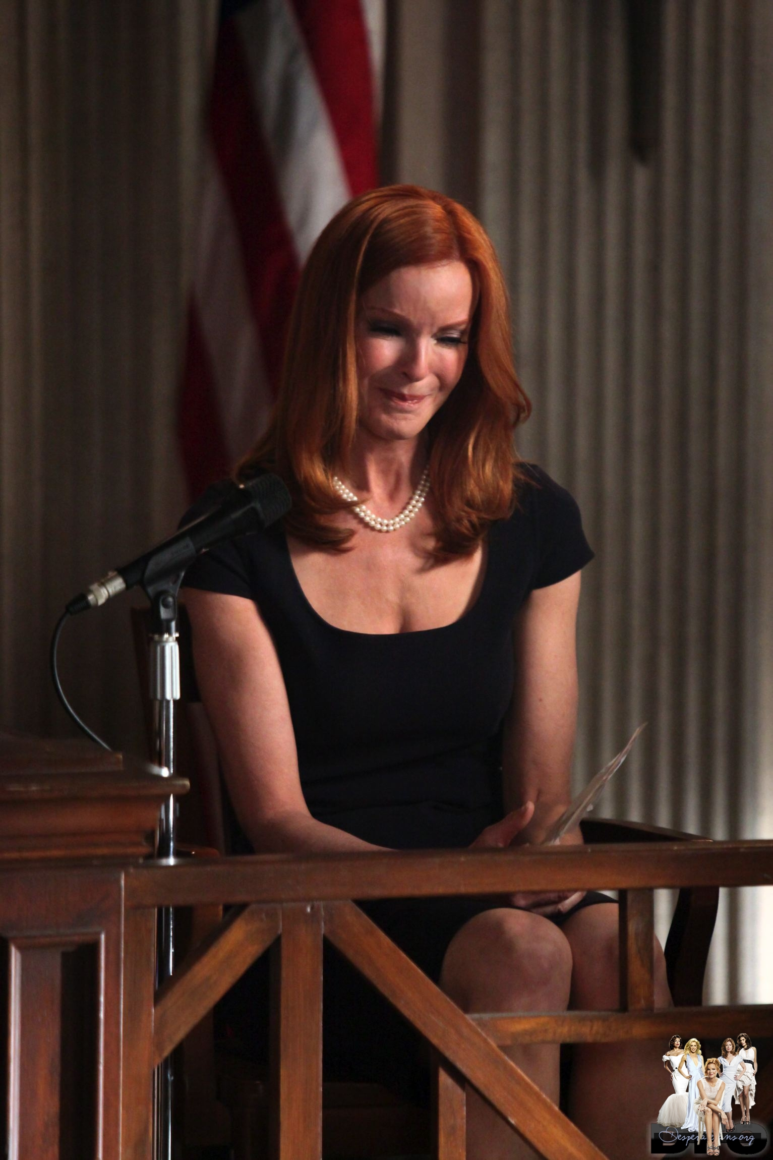 from Harley marcia cross gay desperate housewives
