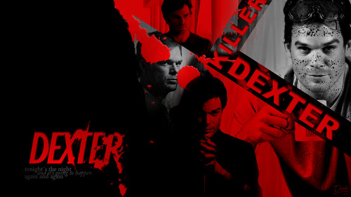 Dexter wallpaper possibly containing a guitarist, a concert, and anime titled Dexter