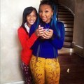 Deyjah & Zonnique - ti-and-tiny-the-family-hustle photo