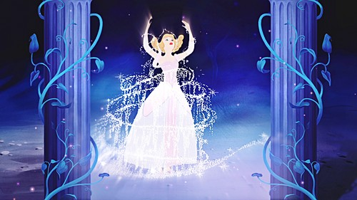 Disney Princess fonds d'écran - Princess Cendrillon
