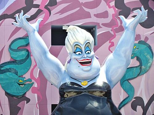 Disney's Art of অ্যানিমেশন Resort - Flotsam, Ursula & Jetsam
