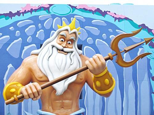 Disney's Art of 애니메이션 Resort - King Triton