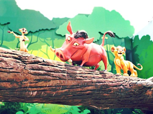 Disney's Art of Animation Resort - Timon, Pumbaa & Simba
