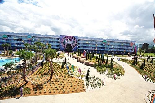 Disney's Art of Animation Resort - Ursula