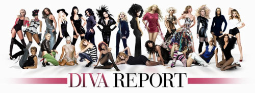 Music wallpaper entitled Divas !