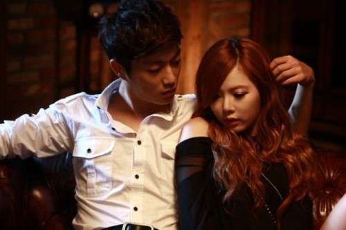Dujun and Hyuna -SHoemaker
