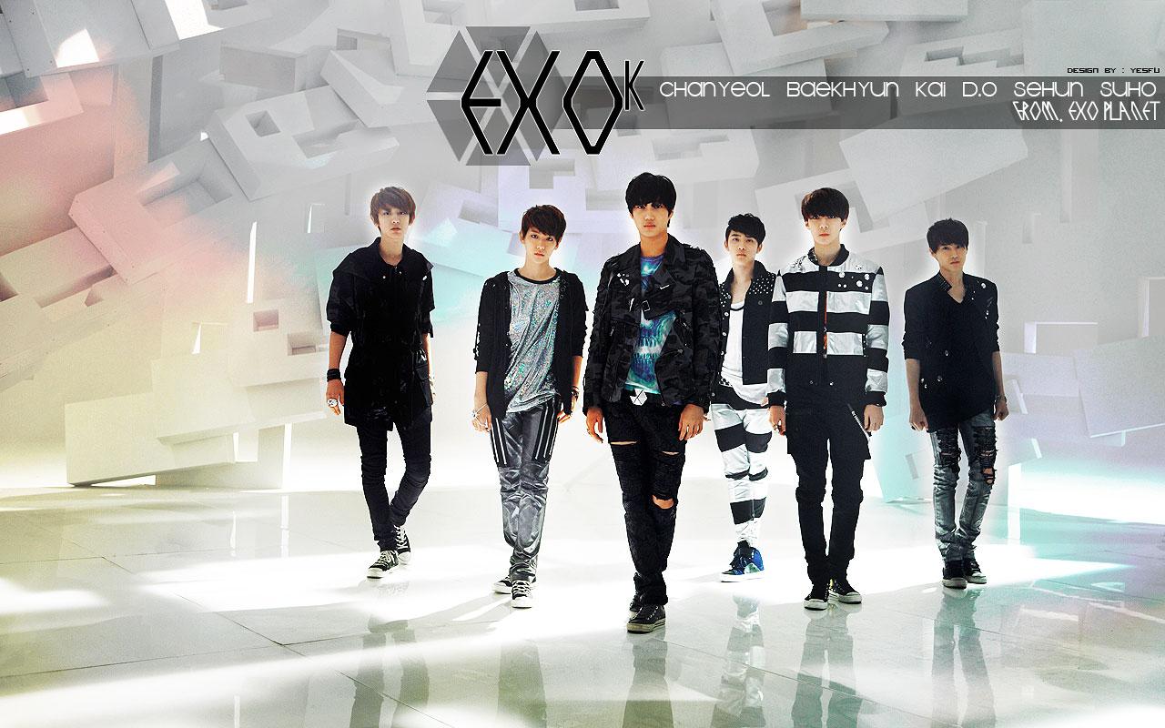 exo k chanyeol wallpapers - photo #33