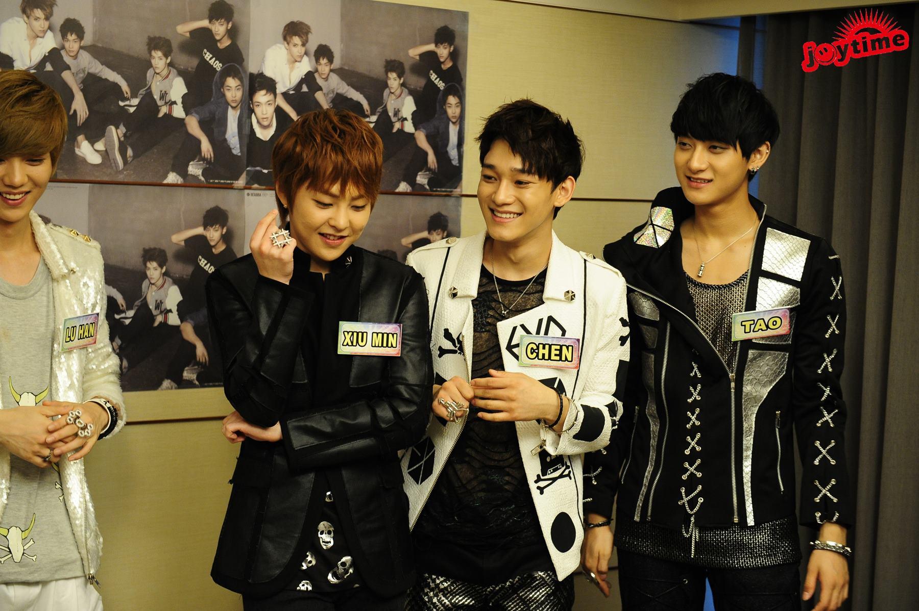 EXO-M for 100% Entertainment